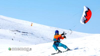 Cosa vedere a Roccaraso, sciatore
