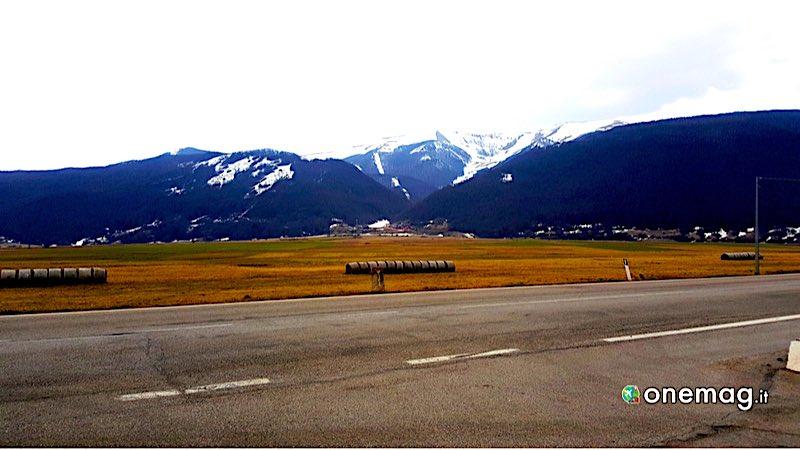 Roccaraso, veduta monti