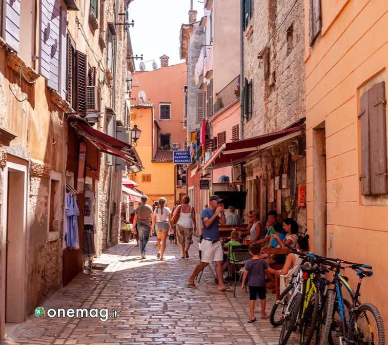 Cosa vedere a Rovigno, centro storico