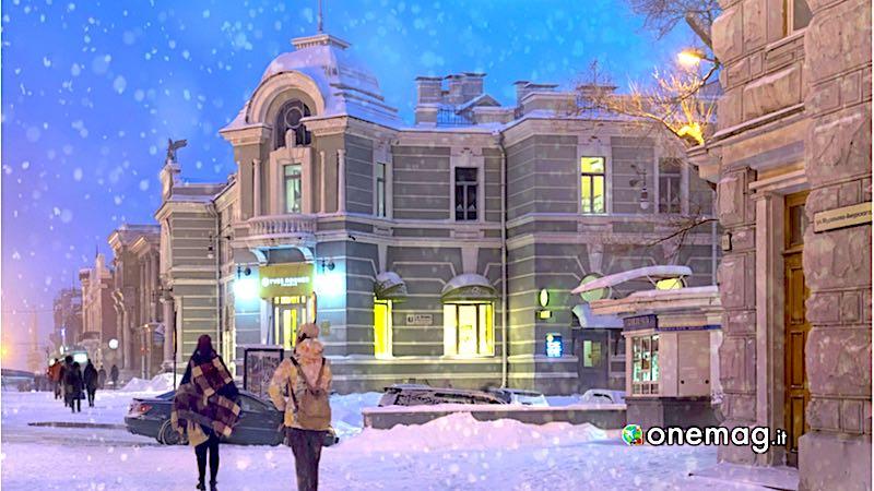 Russia, Khabarovsk