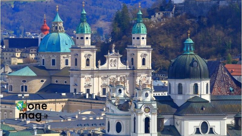 Salisburgo, Cattedrale