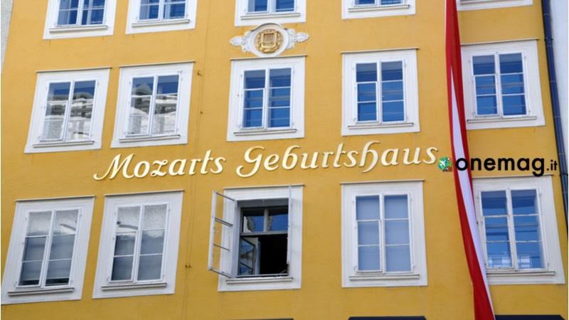 Salisburgo, casa Mozart