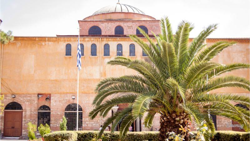 Cosa vedere a Salonicco, Chiesa di San Demetrio