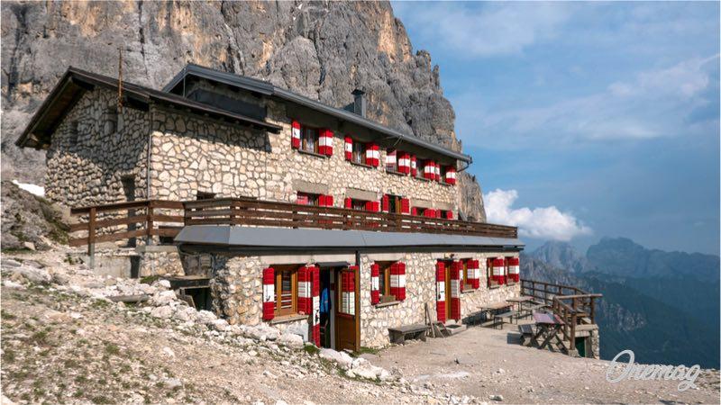 San Martino di Castrozza, rifugio