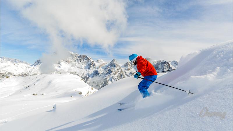 San Martino di Castrozza, sciare