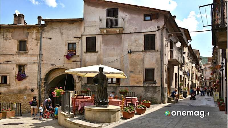 Scanno, centro storico