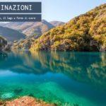 Lago di Scanno, il lago abruzzese a forma di cuore