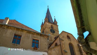 Cosa vedere a Sibiu, la chiesa evangelica