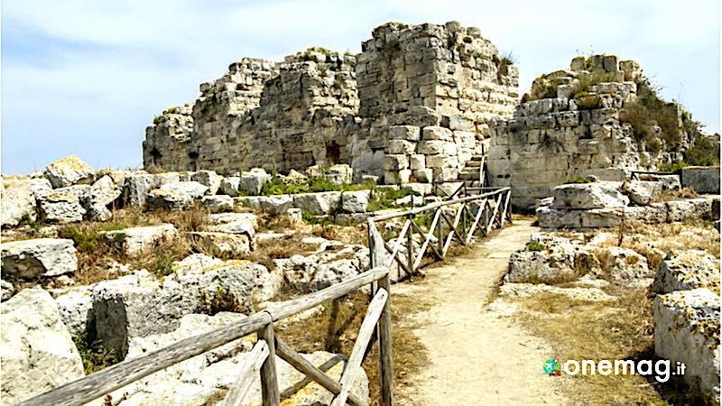 Siracusa, il castello Eurialo