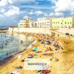 Le spiagge più belle di Gallipoli