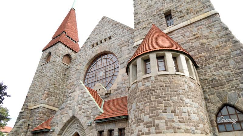 Cattedrale di Tampere