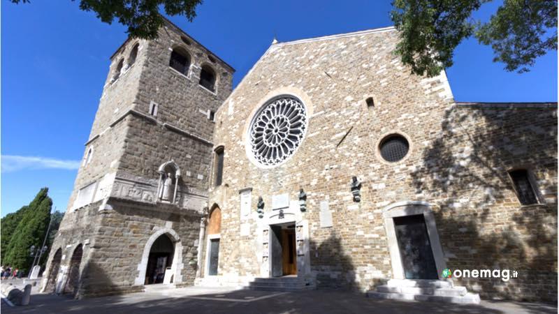 Trieste, Cattedrale di San Giusto