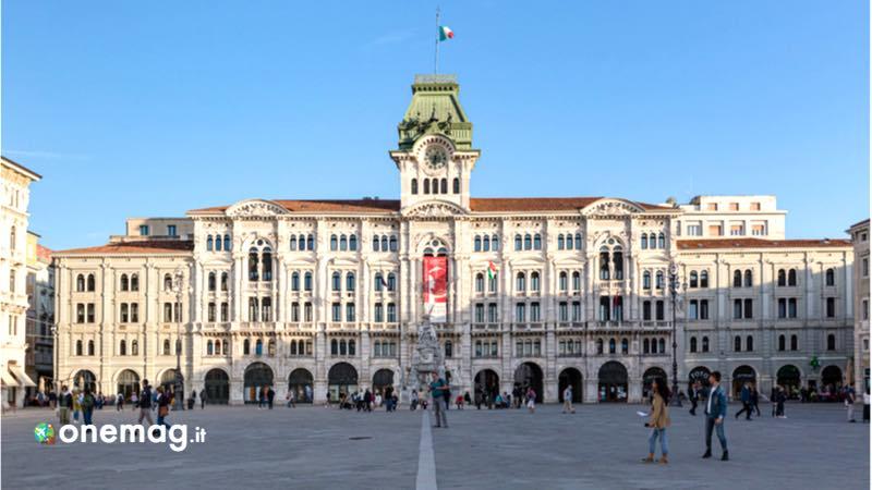 Trieste, Palazzo Municipale