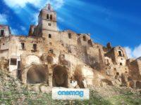 Craco, la città fantasma in Basilicata