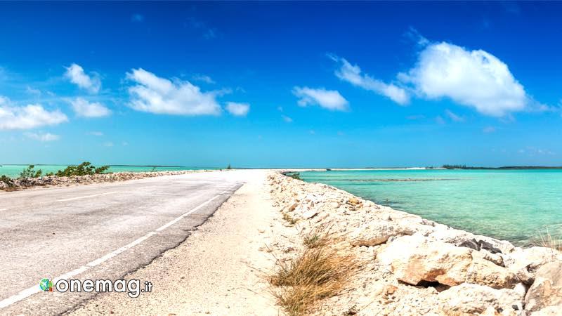 Middle Caicos, strada principale