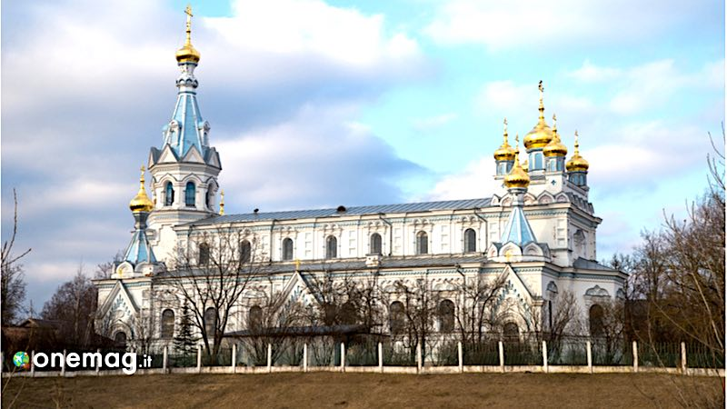 Daugavpils, la Cattedrale dei Santi Boris e Glev