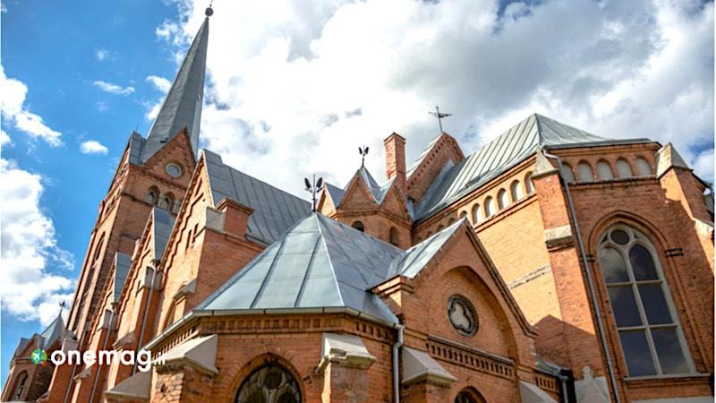 Daugavpils, Cattedrale di Martin Lutero