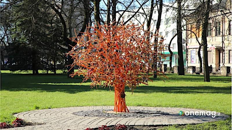 Daugavpils, parco cittadino
