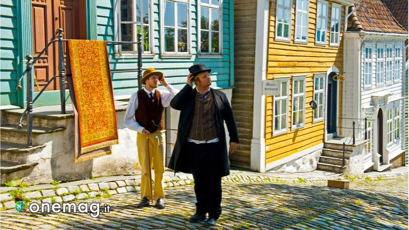 Guida di Bergen, Gamle Bergen
