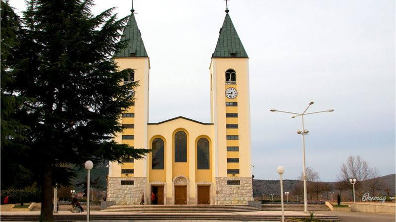 Medjugorje, monastero