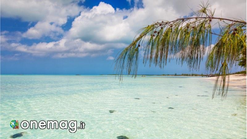 Middle Caicos, le spiagge