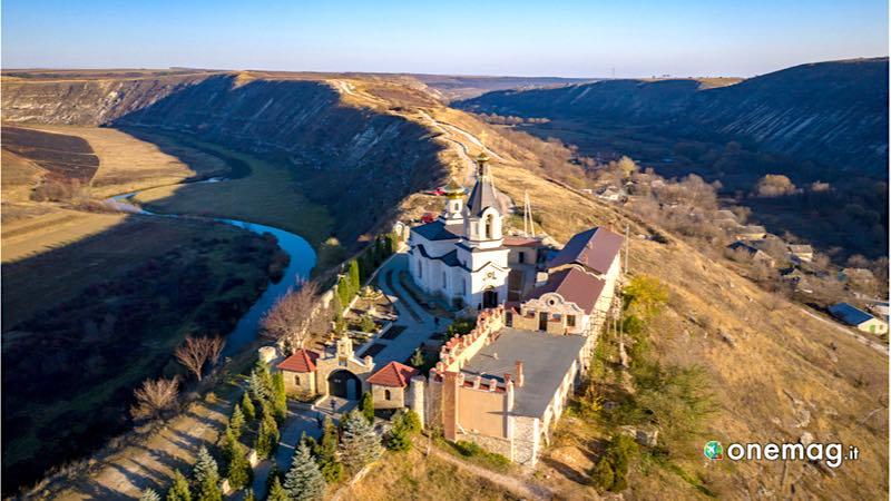 Orheiul Vechi, Chiesa Ortodossa