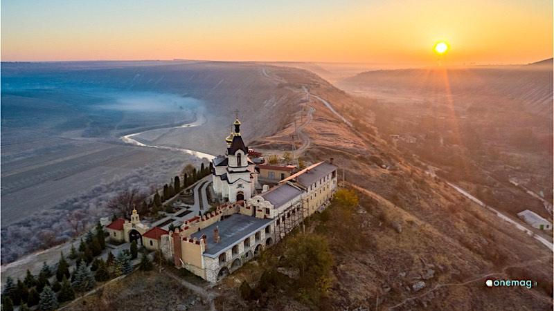 I monasteri di Orheiul Vechi