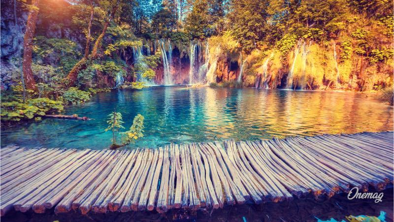 Parco Nazionale di Plitvice, Croazia