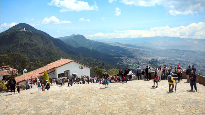 Santuario di Monserrate, Bogotà