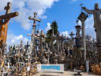 Siauliai, pellegrinaggio sulla Collina delle Croci
