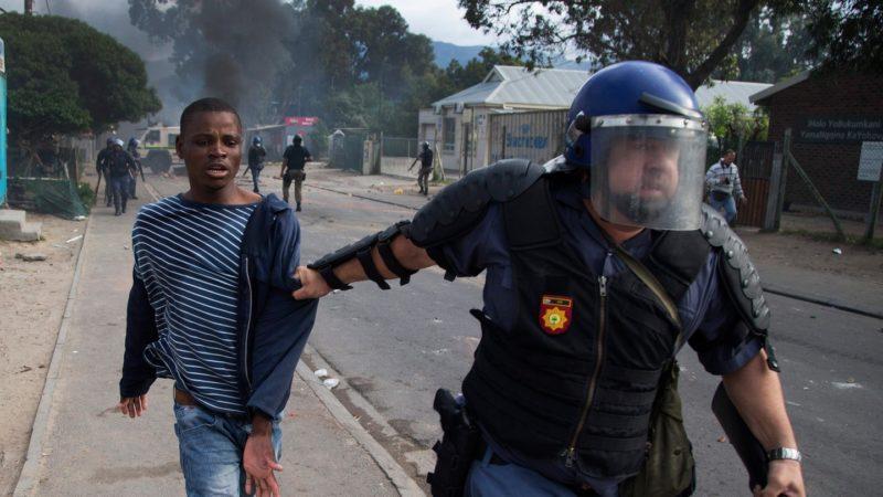 Luoghi più pericolosi al mondo, Sudafrica
