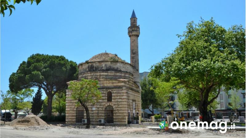 Cosa vedere a Valona, antica capitale Albanese, la moschea Muradie