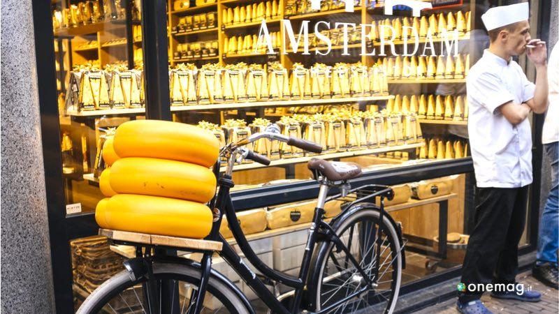 La gastronomia di Amsterdam