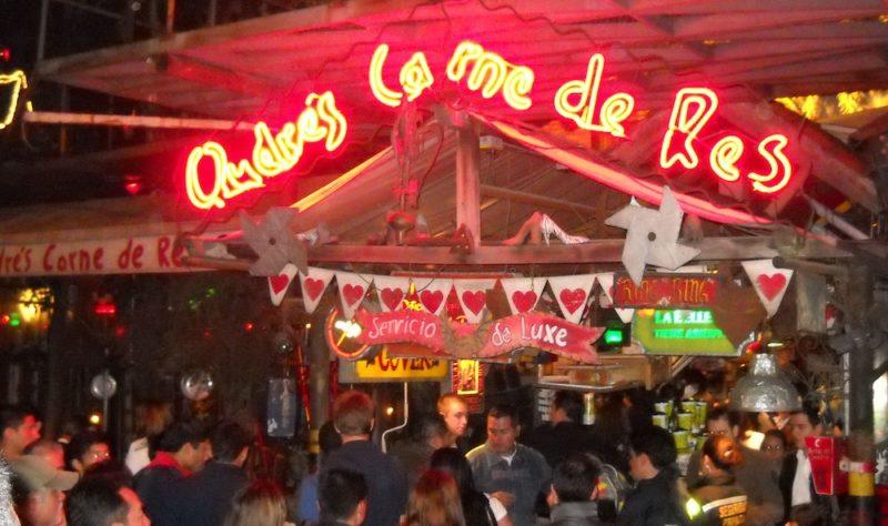 Andrea Carne de Res, Bogotà