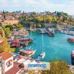 Antalya, la capitale turca del turismo