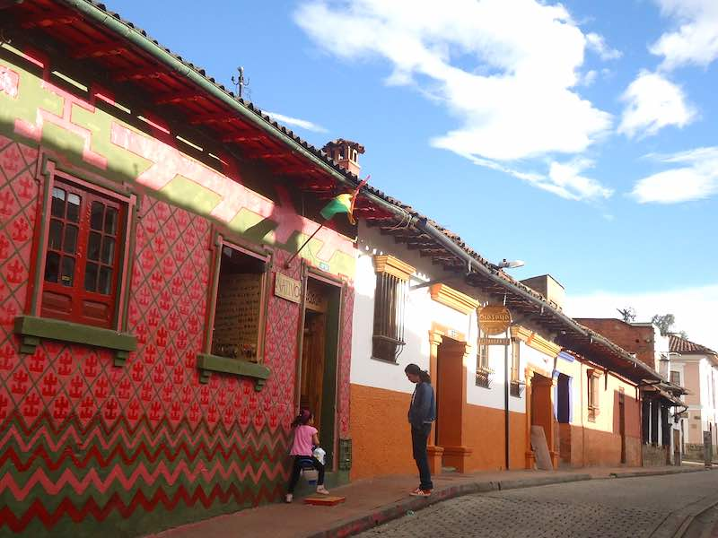La Candelaria, quartiere di Bogotà