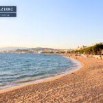 Le spiagge di Cannes