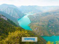 Il canyon più lungo in Europa, quello sul fiume Tara