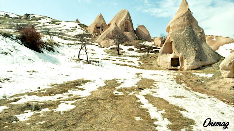 Cosa vedere in Cappadocia, i camini delle fate