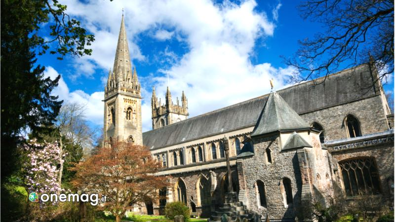 Cardiff, Llandaff Cattedrale