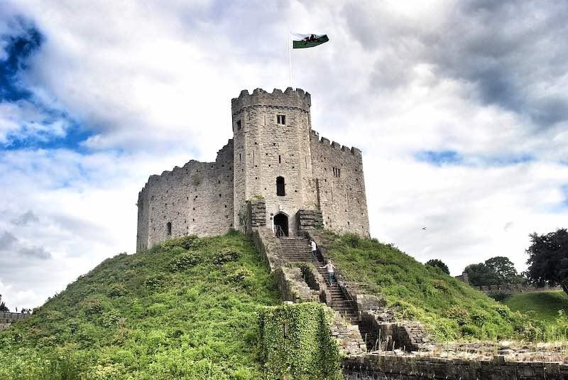 Cardiff, castello