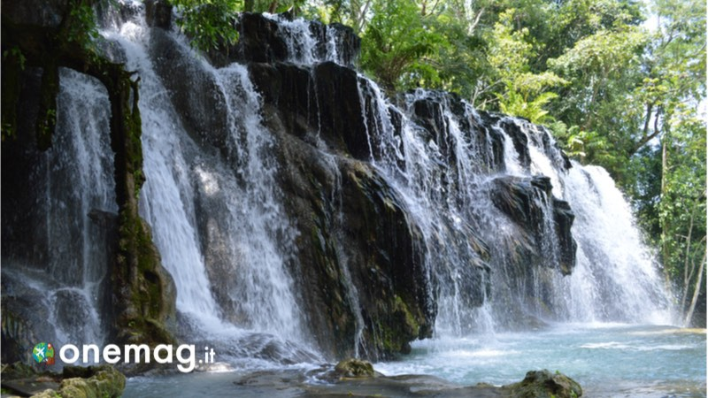 Le cascate più belle del Messico, la cascata Villa Luz