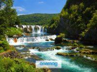Le cascate di Bihać, viaggio in Bosnia-Erzegovina
