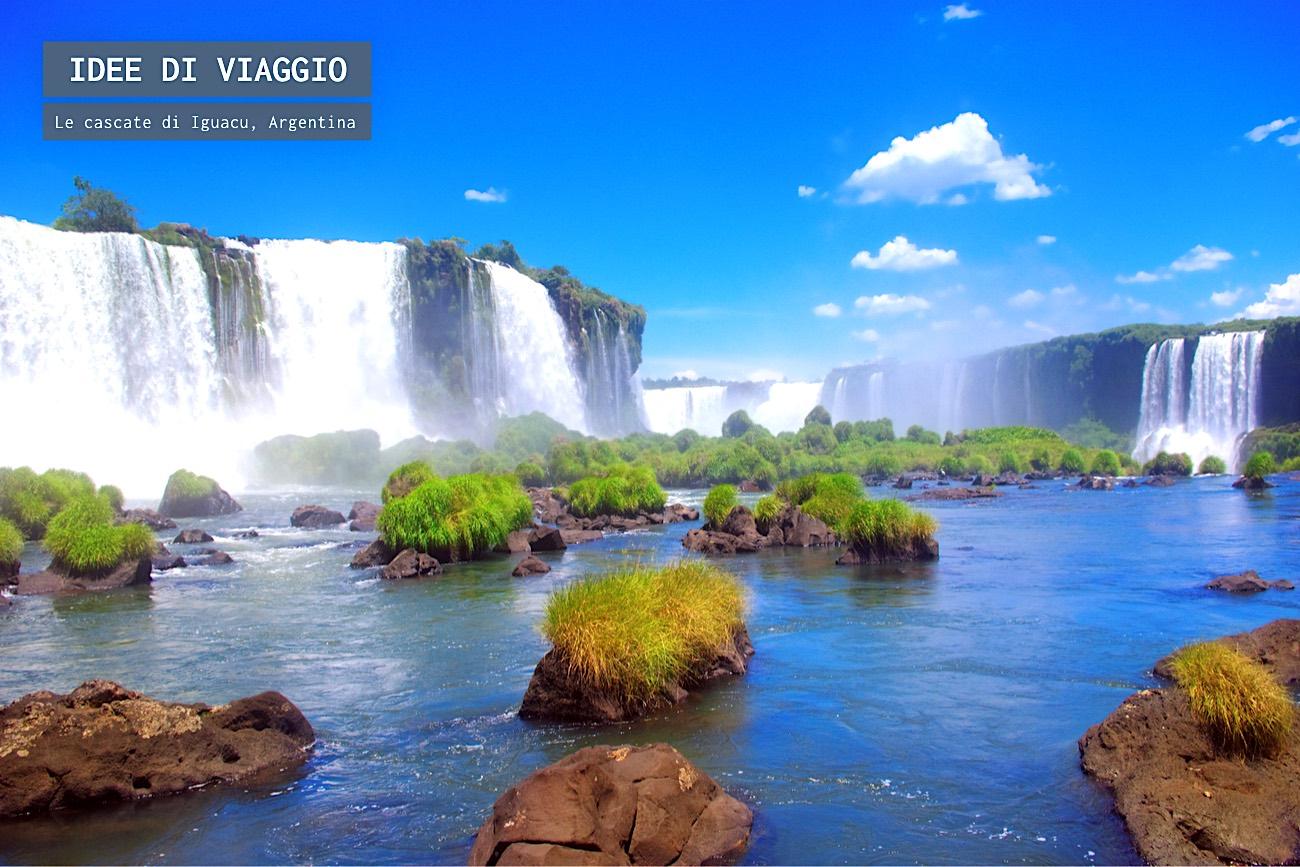 Le cascate Iguacu