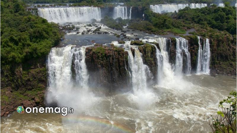 cascate iguacu panorama
