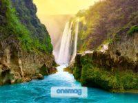 Le cascate più spettacolari del Messico