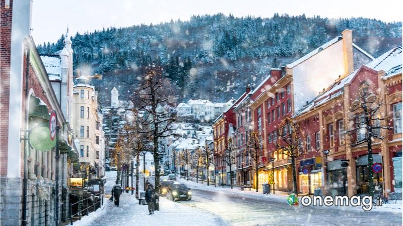 Clima di Bergen