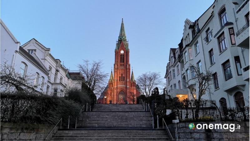 Cosa visitare a Bergen, la Chiesa St. John