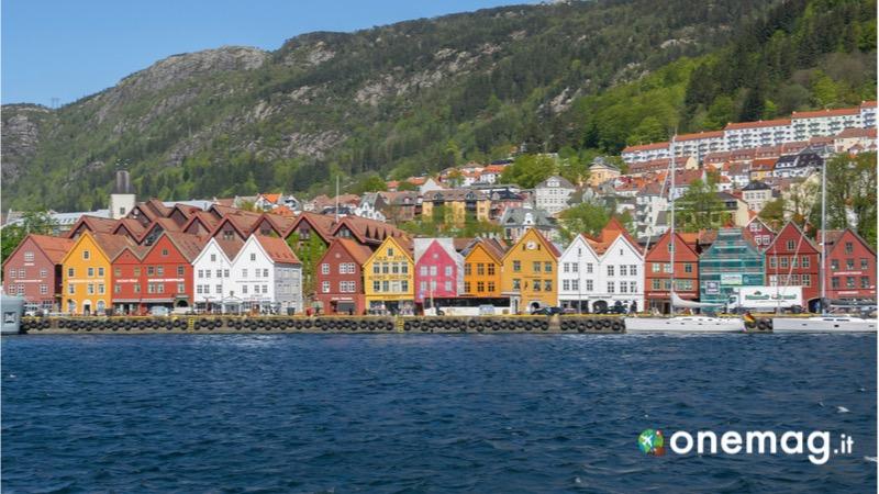 Cosa visitare a Bergen, Il quartiere Bryggen