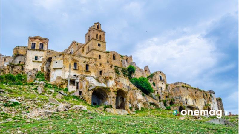 Cosa vedere a Craco, le rovine del borgo